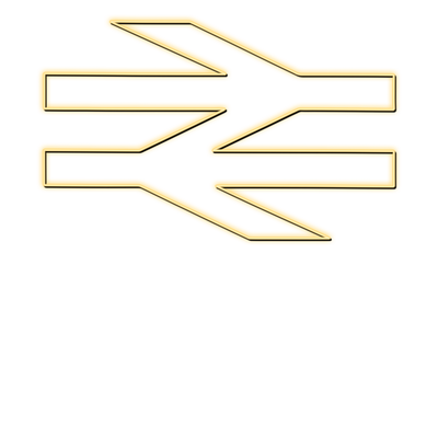 Limited Edition British Rail Logo