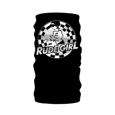 Rude Girl Neck Gaiter/Snood/Warmer