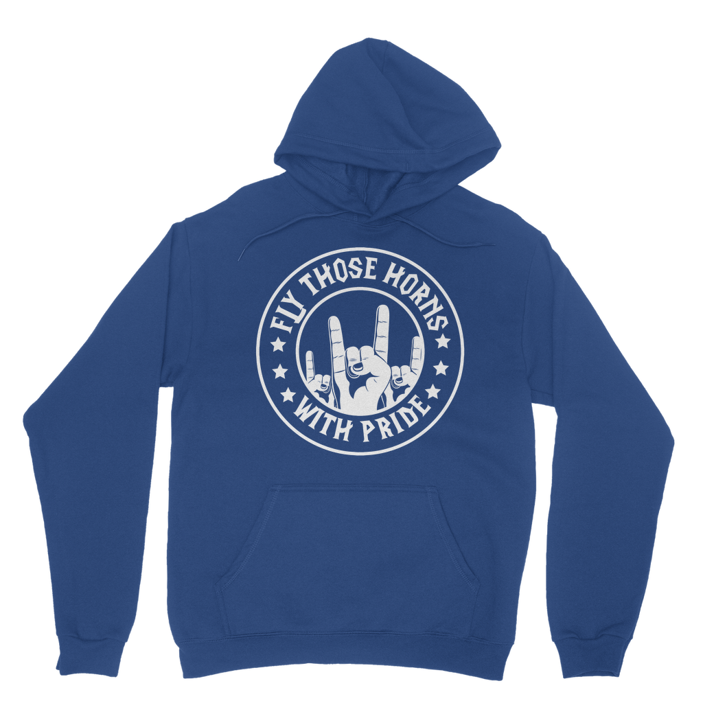 Limited Edition Rock With Pride Hoodie