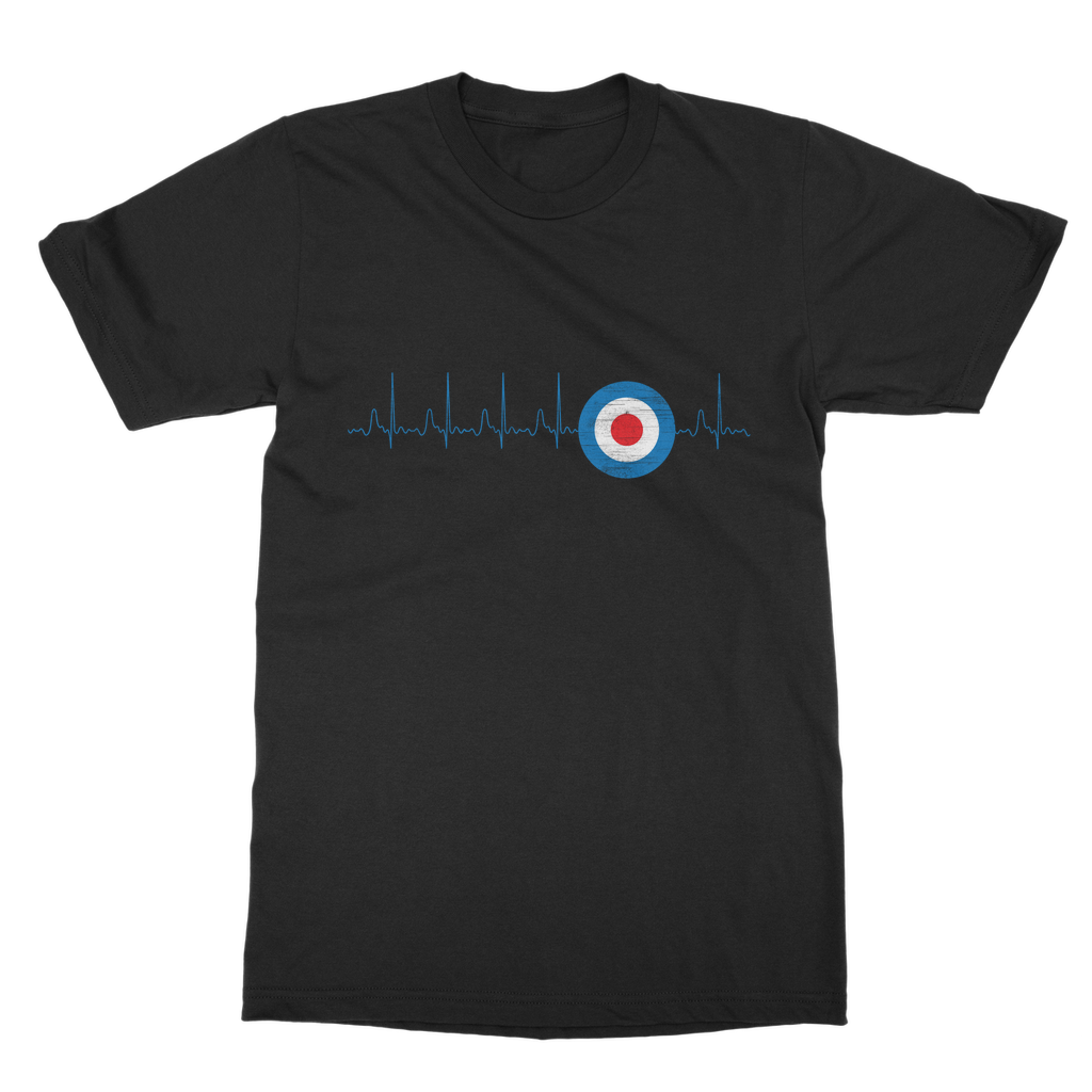 Limited Edition Mods Heartbeat T-Shirt