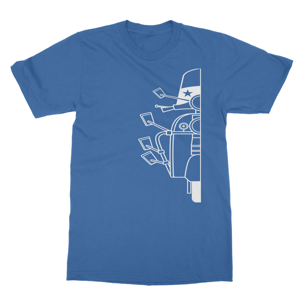 Limited Edition Half Scooter T-Shirt