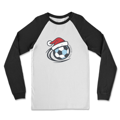 England Football Christmas Classic Raglan Long Sleeve Shirt