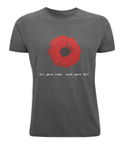 All gave some, Some gave ALL Dark T-shirt
