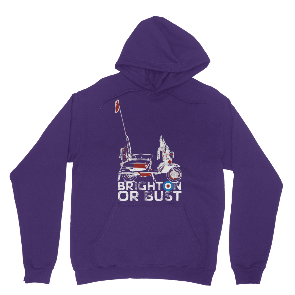 Limited Edition Brighton or Bust Hoodie