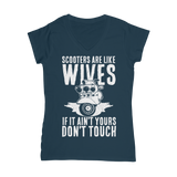 Scooters And Wives T-Shirt