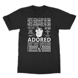 Limited Edition Lyrics Classic Adult T-Shirt