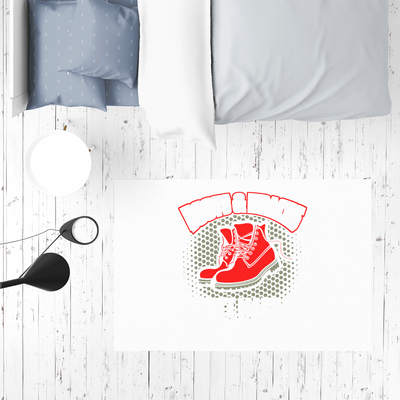 Boots & Braces Sublimation Mat