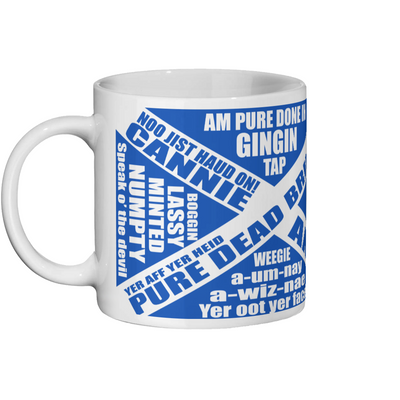 Scottish Slang Mug