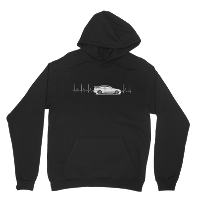 Cosworth Heartbeat Hoodie