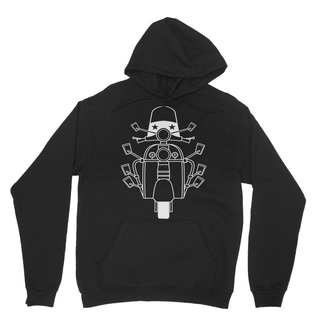 Limited Edition Scooter Hoodie
