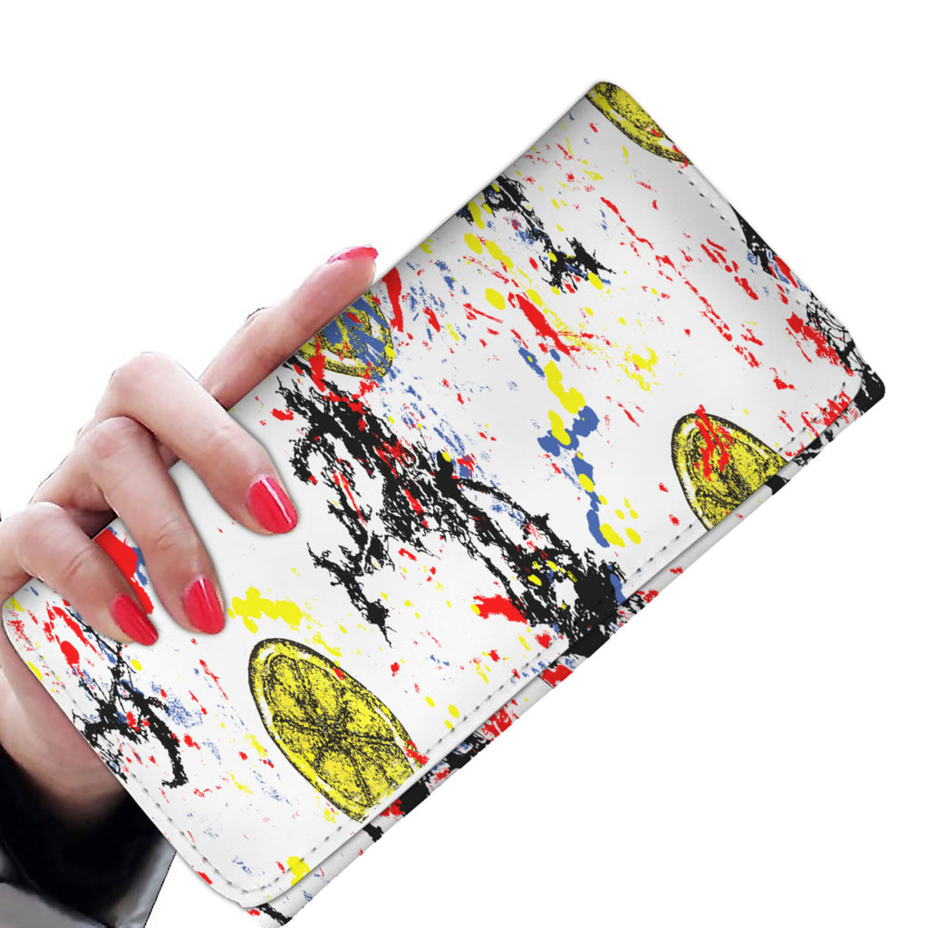 Stone Roses inspired womens purse