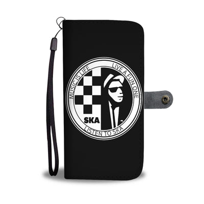 Ska Music is Life Phone Case.