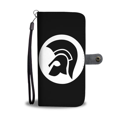 Trojan Warrior Phone Case.