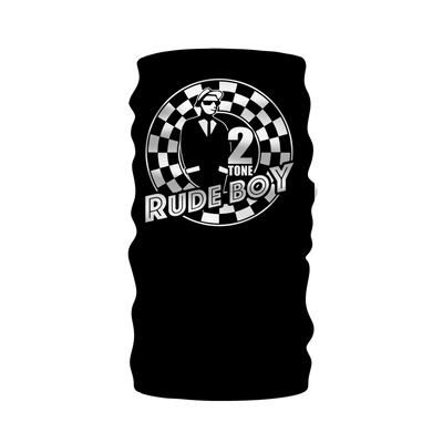 Rude Boy Neck Gaiter/Snood/Warmer