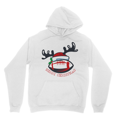 England Rugby Christmas Hoodie