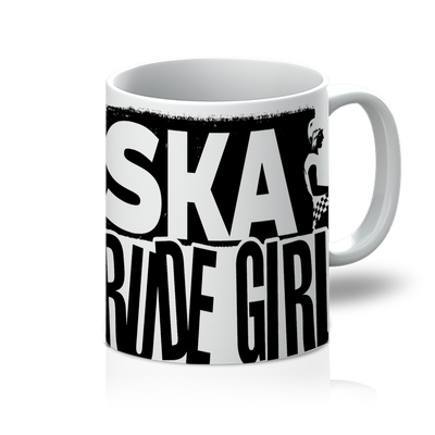 Ska Rude Girl 11oz Mug