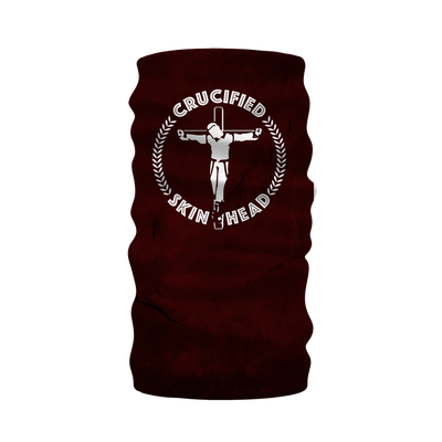 Crucified Skinhead Neck Gaiter/Snood/Warmer