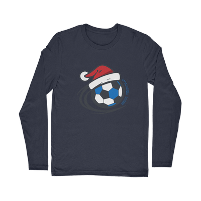 Scottish Football Christmas Classic Long Sleeve T-Shirt