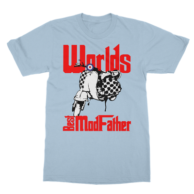 Worlds best ModFather T-Shirt