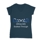 Scottish Slang Drookit T-Shirt
