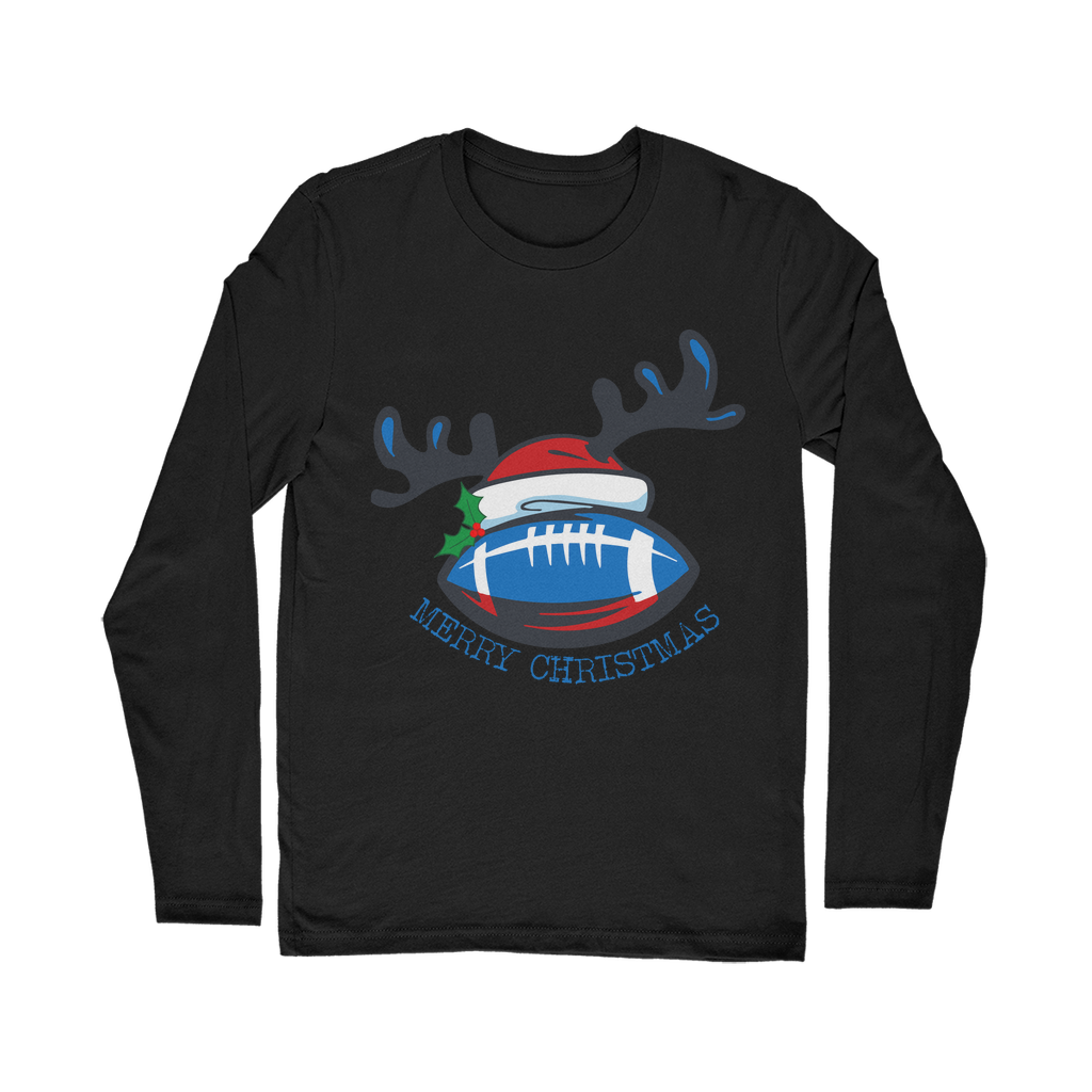 Scottish Merry Christmas Classic Long Sleeve T-Shirt