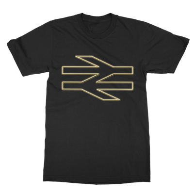 Limited Edition British Rail Logo T-Shirt