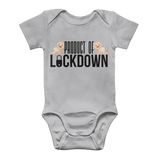 I am the Product of Lockdown, Baby Onesie Bodysuit