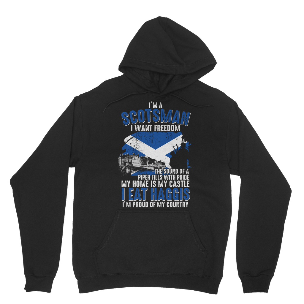 Scottish and Proud Hoodie