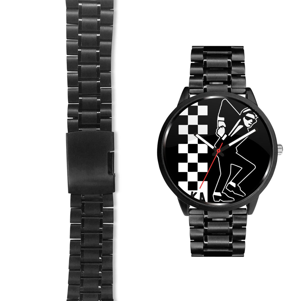 Ska man dancing watch