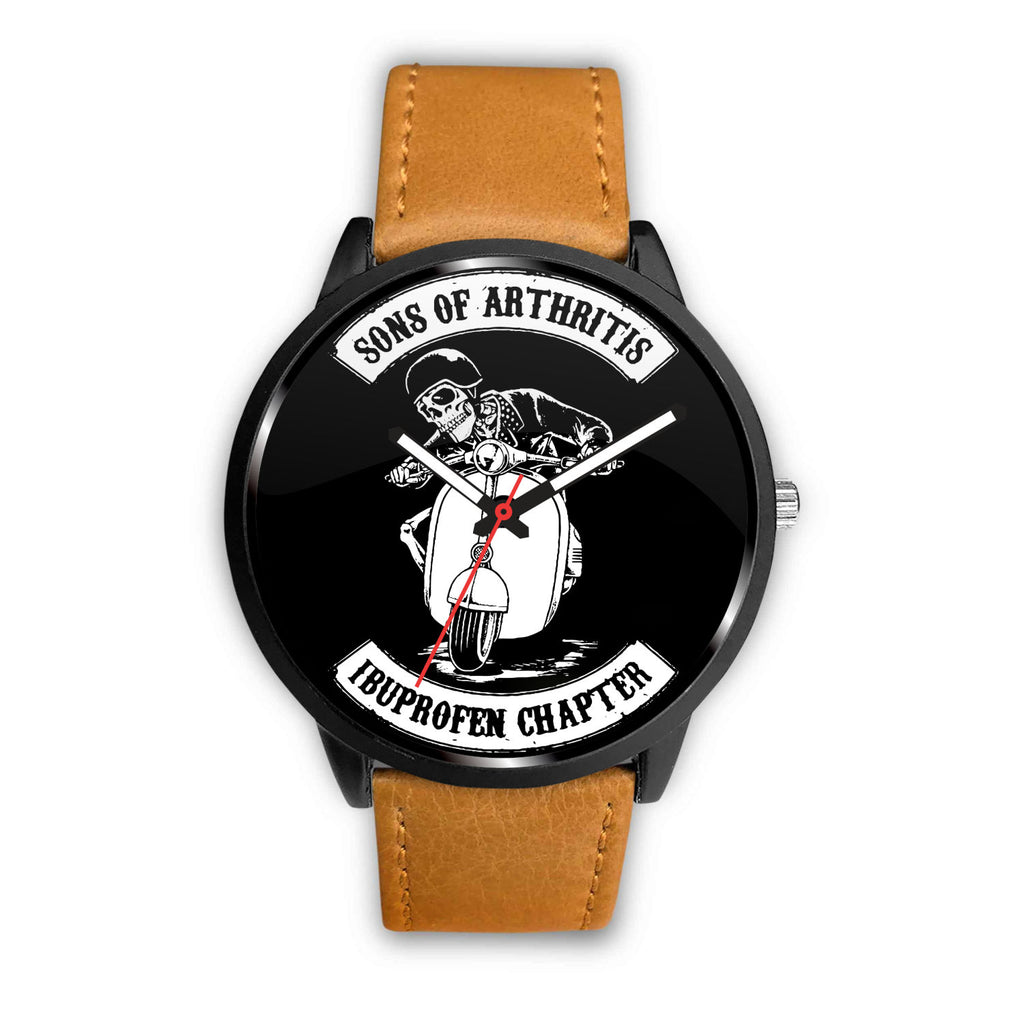 Sons of Arthritis Ibuprofen Chapter Watch