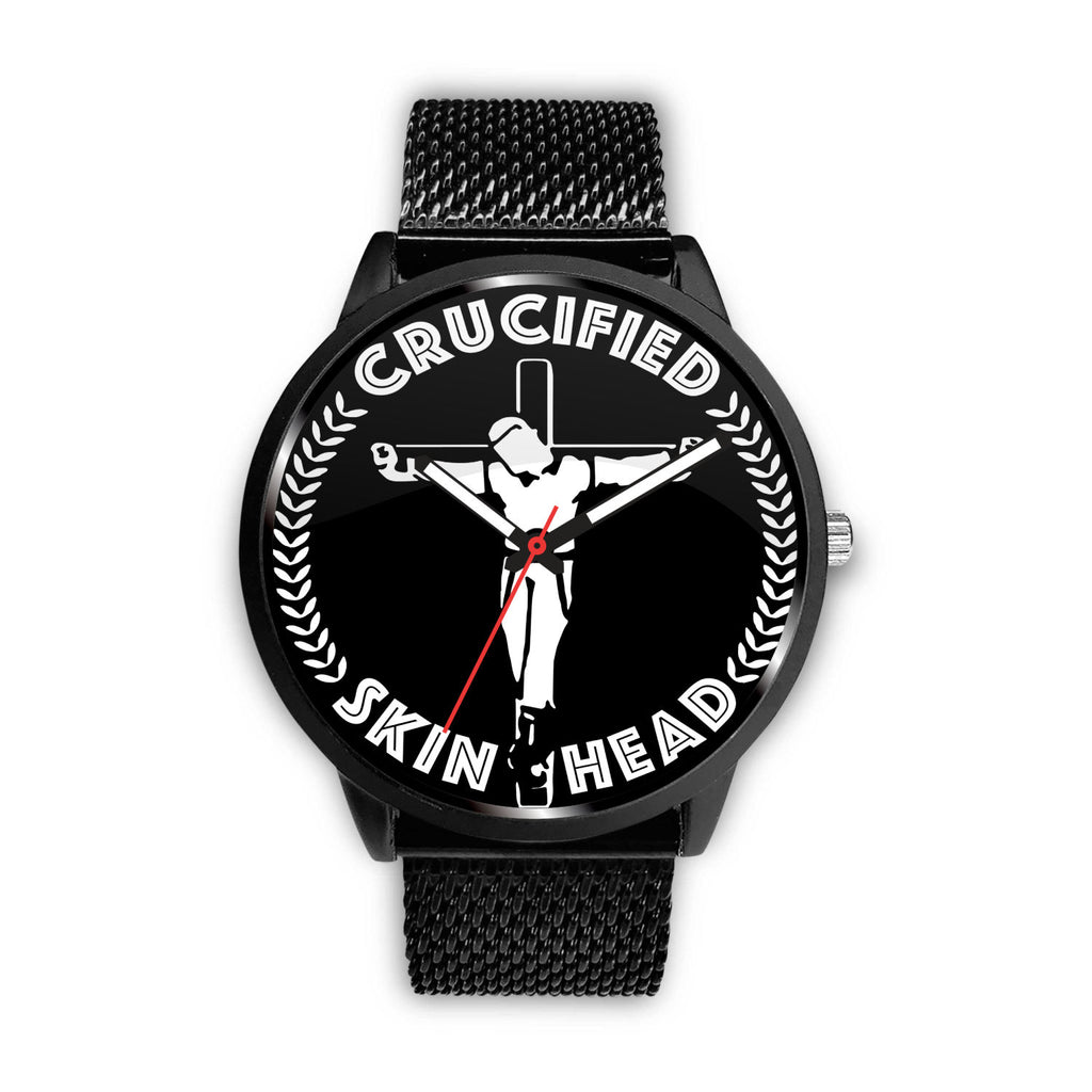 Crucified Skinhead Watch