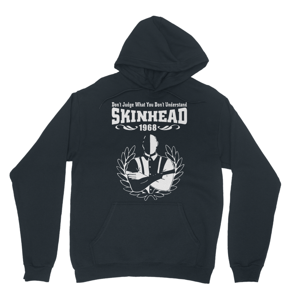 Don't Judge What You Don't Understand Skin Clothing Hoodie