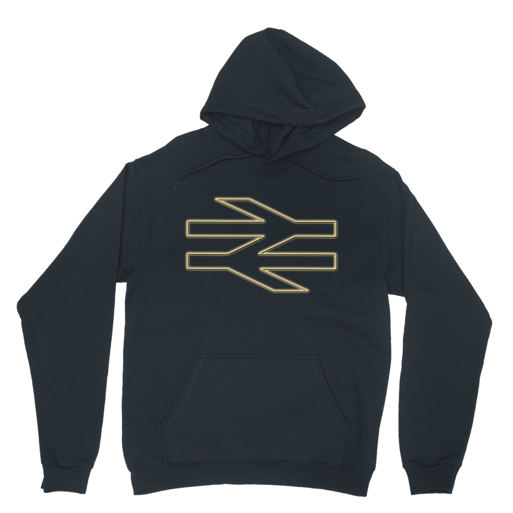 Limited Edition British Rail Logo Hoodie