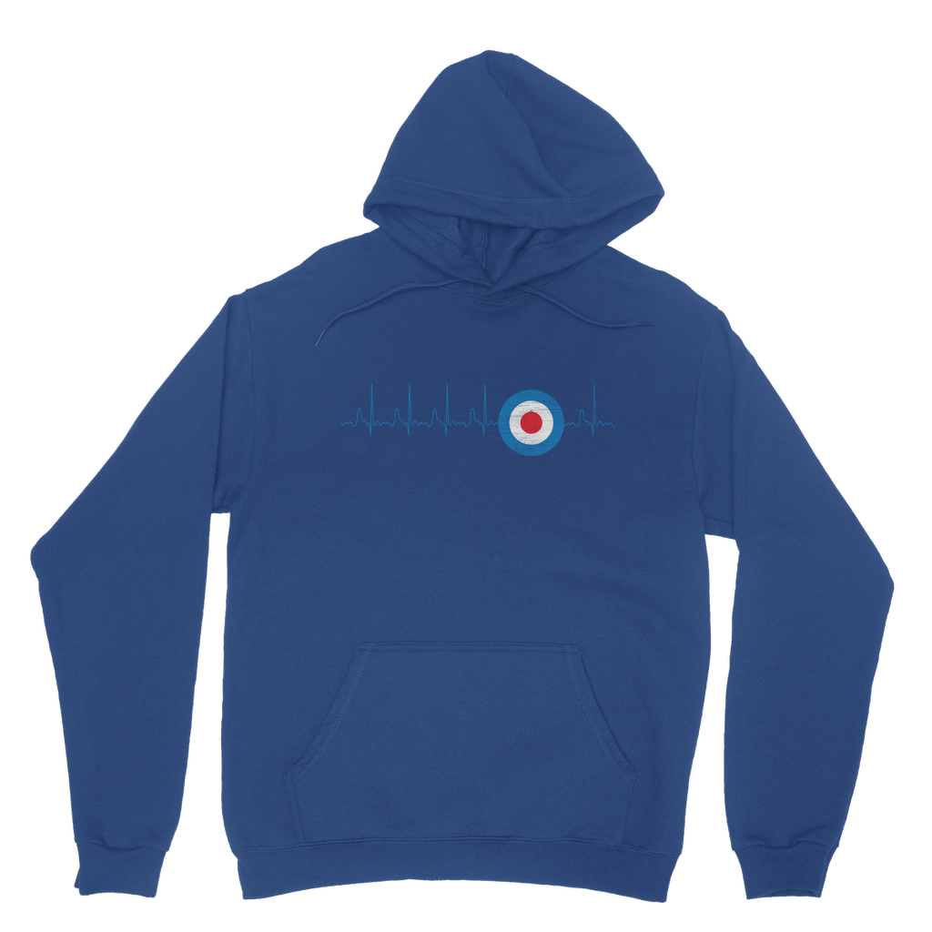 Limited Edition Mods Heartbeat Hoodie