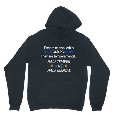 Don't Mess With Scottish People Hoodie