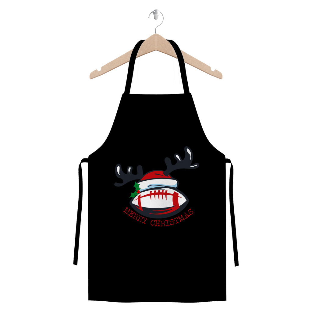 England Rugby Christmas Jersey Apron