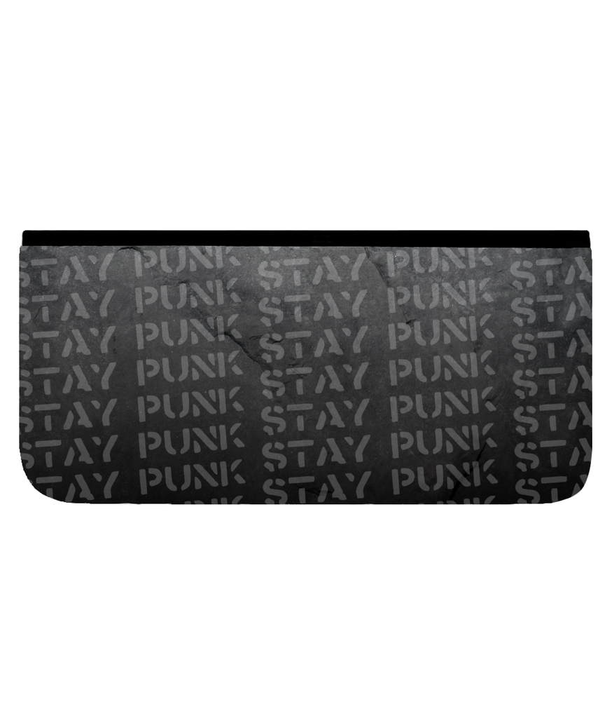 Stay Punk Text Purse