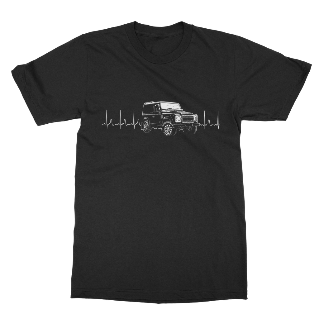 Defender Heartbeat T-Shirt