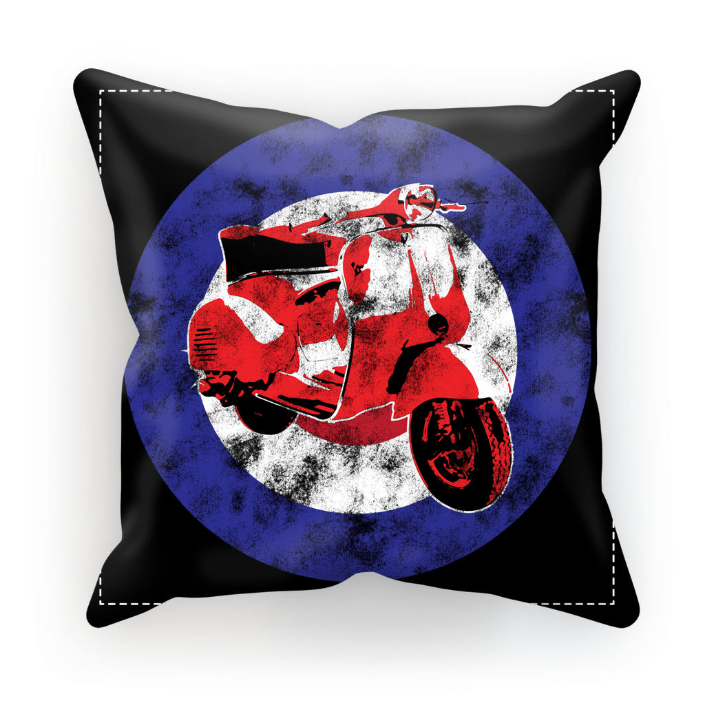 Limited edition scooter cushion cover