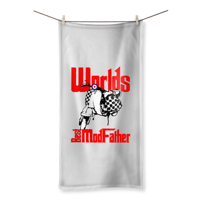 Worlds best ModFather Towel