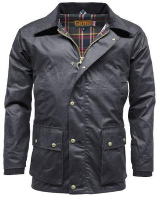 Game Barker Antique Wax Jacket
