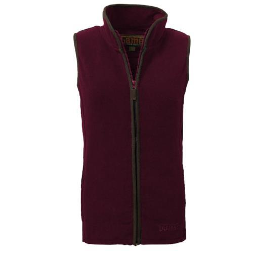 Ladies Game Penrith Fleece Gilet