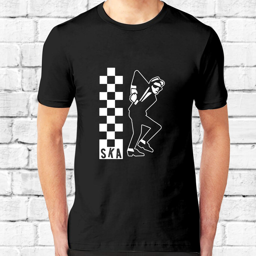 Dancing Ska Man T-Shirt