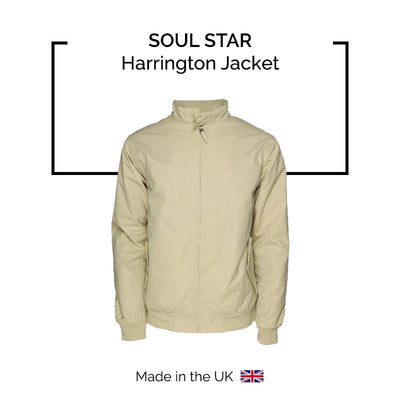 Soul Star Harrington Jacket