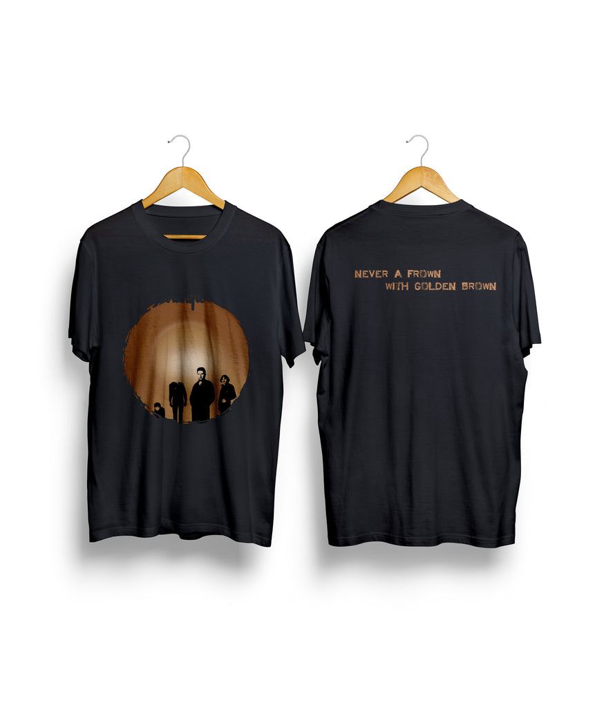 Stranglers Inspired Golden Brown T-shirt