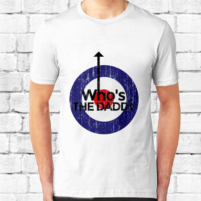 The Who's THE DADDY T-Shirt
