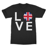 Love UK Classic T-shirt