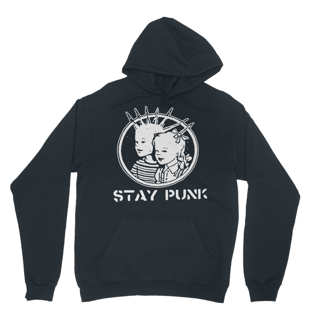 Stay Punk Clothing Hoodie