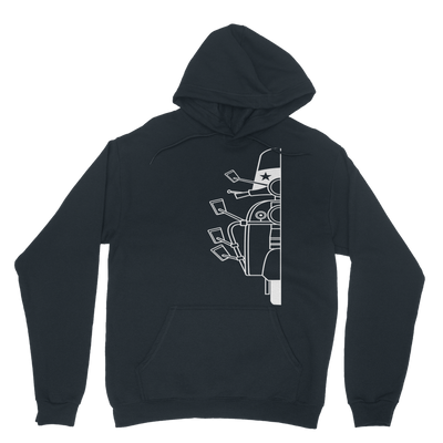 Limited Edition Half Scooter Hoodie