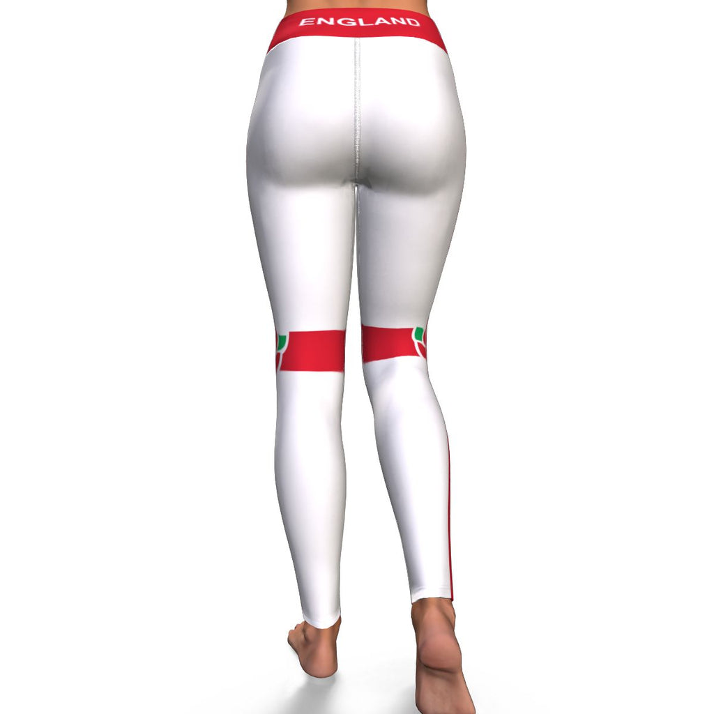 St Georges Cross Yoga Leggings